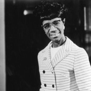 """the political career of shirley chisholm the first black female elected to the united states congres She was a founding member of the congressional black caucus, holding it accountable as """"the conscience of congress"""" in 1972, chisholm announced her candidacy for the democratic presidential nomination, the first african american woman to do so although she didn't receive the nomination, she won 28 delegates."""