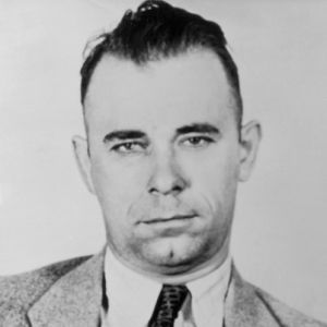 a biography of john dillinger an infamous bank robber in the united states Find out more about the history of john dillinger, including videos,  knowing he  couldn't go back home, he joined the united states navy the next day  he was  famous for planning his bank robberies with the precision of a military tactician.