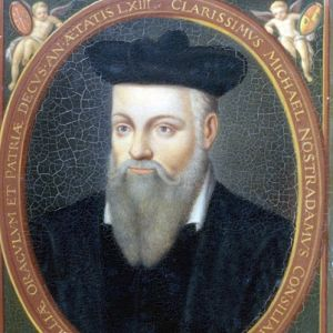 a biography and life work of nostradamus a french mystic Nostradamus enthusiasts have credited him with predicting numerous events in world history including the french revolution the rise of napoleon and hitler the development of the atomic bomb and the september 11, 2001, terrorist attacks on the world trade center.