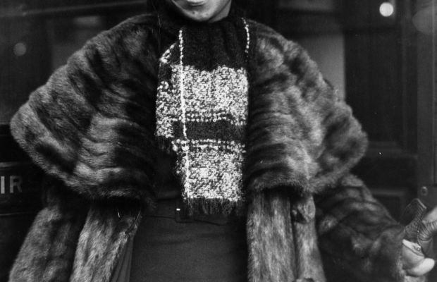 Harlem Renaissance Figures: Songstress Marian Anderson made her contralto voice heard as an opera singer who performed at Carnegie Hall in 1928 and at the New York Metropolitan  Opera House in the 1930s, the first black performer to ever do so. (Photo by General Photographic Agency/Getty Images)