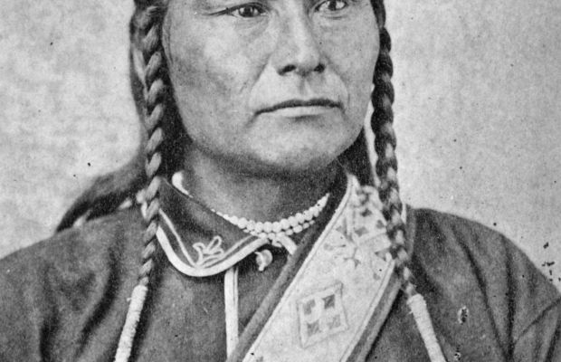 Icons of the Wild West: Chief Joseph