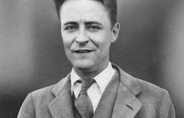 Hair Dos and Don'ts: Cone(s) head. Thanks to this photo of F. Scott Fitzgerald (circa 1935), we now know where Madonna got her '90s cone bra concept from. (Photo: Getty Images)