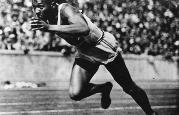 African-American Firsts Athletes: 1936: Jesse Owens becomes the first African-American to win four gold medals at a single Olympics tournament.