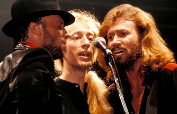 Bee Gees: Stayin' Alive: The Bee Gees perform just as passionately in their later years.