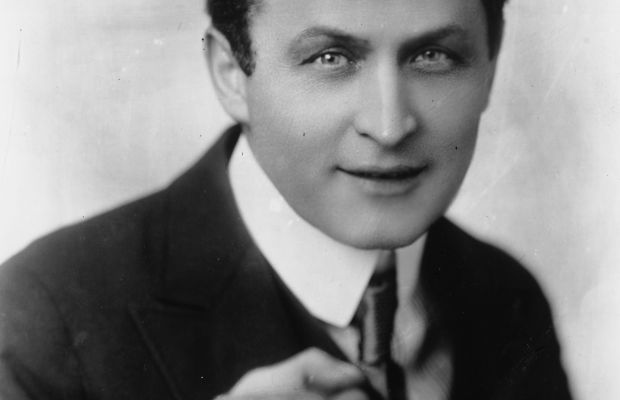 Harry Houdini (Photo: Hulton Archive/Getty Images)