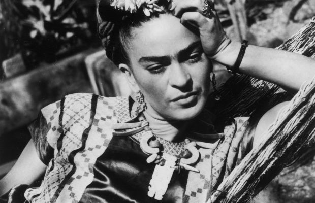 Frida Kahlo: Frida was a sexually liberated woman who engaged in love affairs with women, even during her marriage to artist Diego Rivera. (Photo: Getty Images)