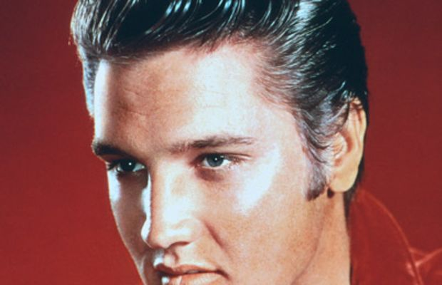 One of the first celebrity fragrances was inspired by the King of Rock n' Roll.