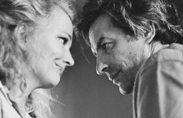 Actress Gena Rowland, Cassavetes' wife and onscreen muse, with her husband in Los Angeles, 1973. Photos by Sam Shaw (c) Sam Shaw Inc. licensed by Shaw Family Archives, Ltd. www.shawfamilyarchives.com