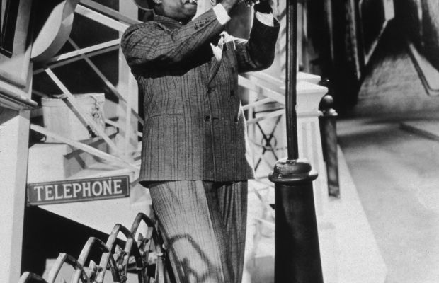 Harlem Renaissance Figures: New Orleans native Louis Armstrong moved to New York City in 1924, where he played the clubs and on Broadway, helping to spread the sound of jazz to a larger audience. (Photo by Museum  of the City of New York/Getty Images)