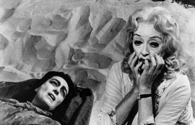 Scream Queens: Joan Crawford and Bette Davis in What Ever Happened to Baby Jane? (1962)
