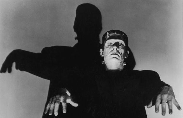 Bela Lugosi as The Monster in 'Frankenstein Meets The Wolf Man,' 1943. (Photo: Universal Pictures/Hulton Archive/Getty Images)