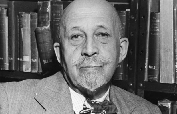Harlem Renaissance Figures: W.E.B. Du Bois, co-founder ot the NAACP, created The Crisis Magazine, which spoke to the injustives that African-Americans faced during the Harlem Renaissance. (Photo  by Keystone/Getty Images)
