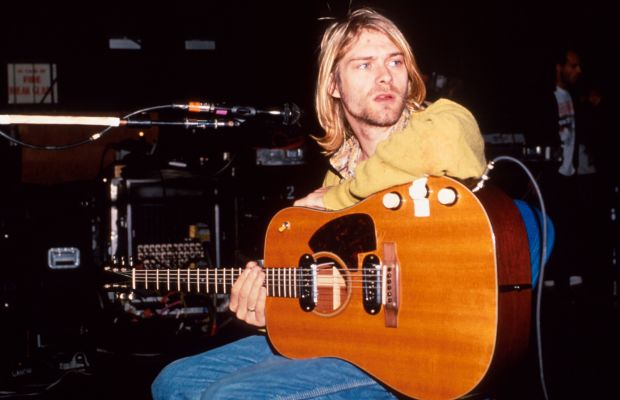 The 27 Club: Grunge rocker Kurt Cobain committed suicide in April 1994, at the height of his band Nirvana's fame. Cobain had a history of depression and drug abuse, and the Generation X icon turned a gun on himself in the end.