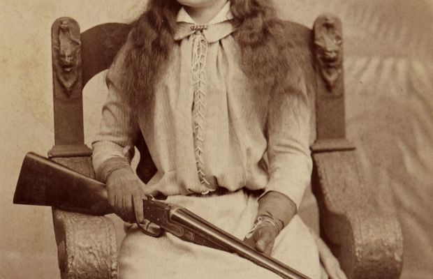 Icons of the Wild West: Annie Oakley