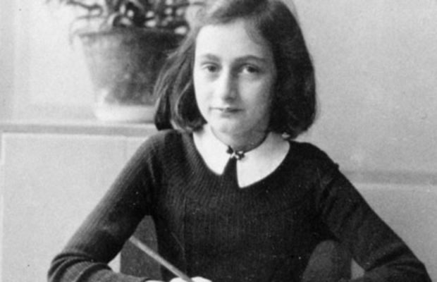 Anne Frank (Photo: Anne Frank Fonds - Basel via Getty Images)