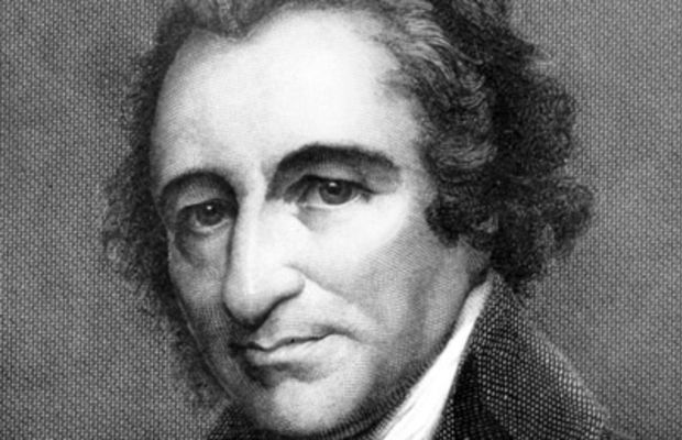 Thomas Paine (Photo: Hulton Archive/Getty Images)