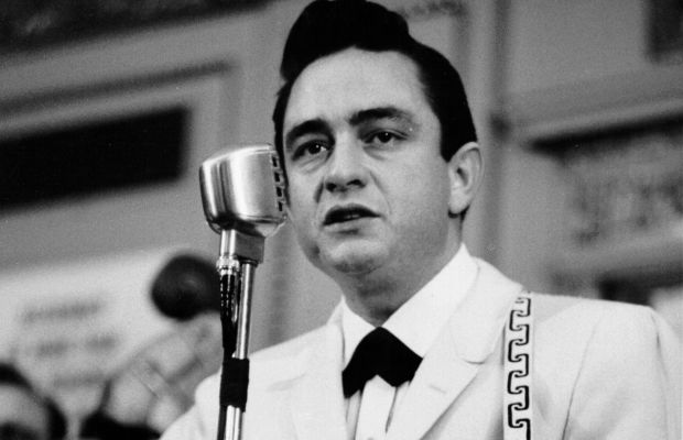 Cash performing, circa 1958. (Photo: Michael Ochs Archives/Getty Images)