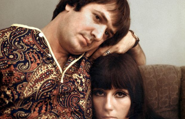Sonny and Cher, circa 1965. (Photo: David Redferns/Redferns/Getty Images)