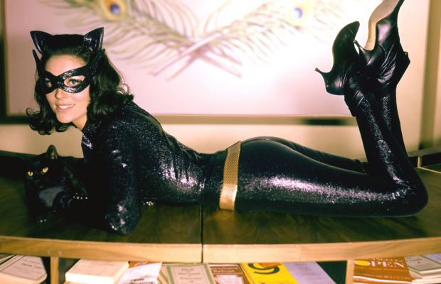 Lee Meriwether Catwoman Photo