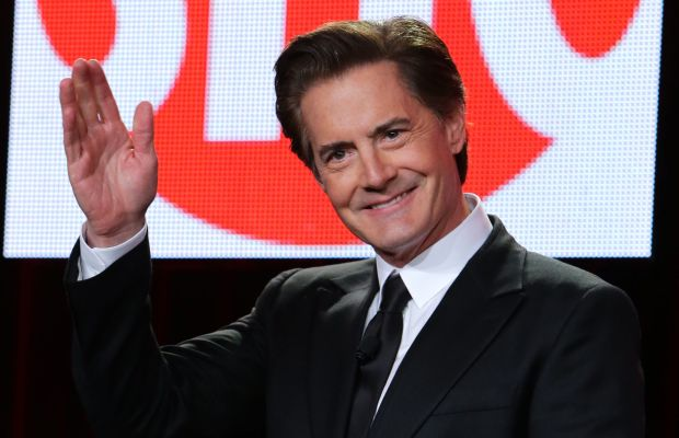 Kyle MachLachlan Showtime Twin Peaks Photo