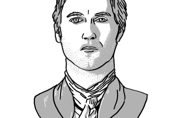 Joseph Warren Illustration