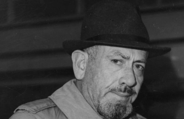 In his later years, John Steinbeck traveled abroad with his wife Elaine and wrote numerous travel articles to help support his trips. He returned to America disillusioned with what he considered America's moral lapses. (Photo: ullstein bild/ullstein bild via Getty Images)