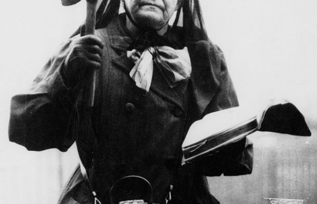 Carrie Nation Photo