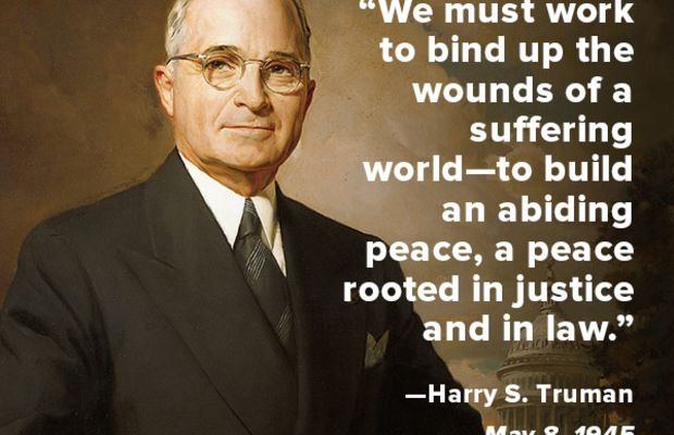 Harry Truman quote