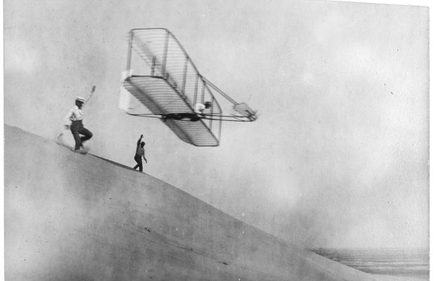 The Wright Brothers Photo