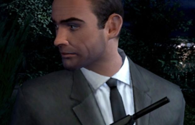 Sean Connery Video Game Photo