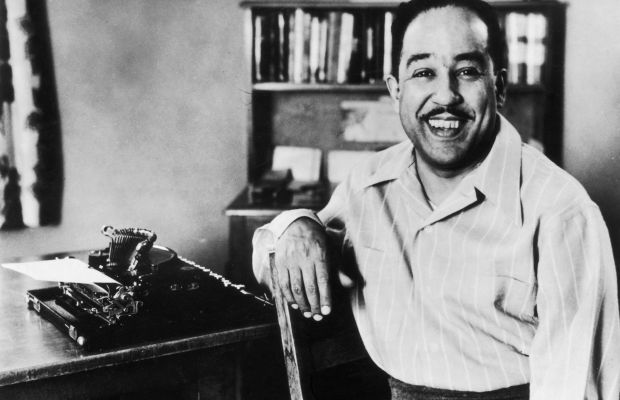 a biography of langston hughes the american poet and social activist Biography - langston hughes, an american poet my american poet and social activist essay - langston continued to reside with his grandmother into his early.