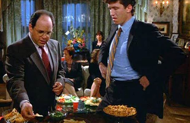 Seinfeld George Double-Dip