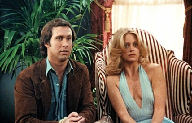Chevy Chase Goldie Hawn Foul Play