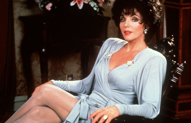 Joan Collins Dynasty Photo