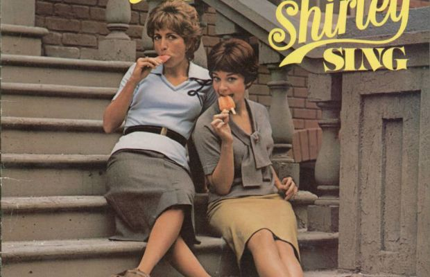 Laverne and Shirley Sing Cover Photo