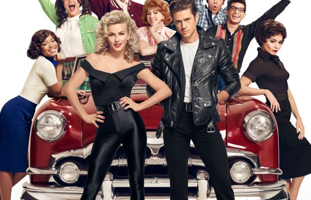 Grease Live Cast Photo