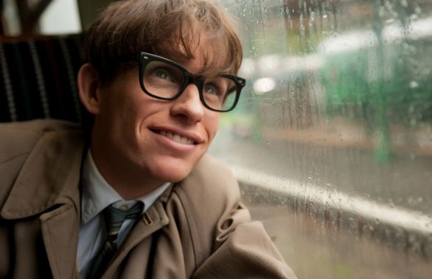 Eddie Redmayne in Theory of Everything Courtesy Focus Features