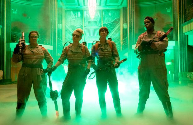 Ghostbusters 2016 Photo Courtesy Sony Pictures
