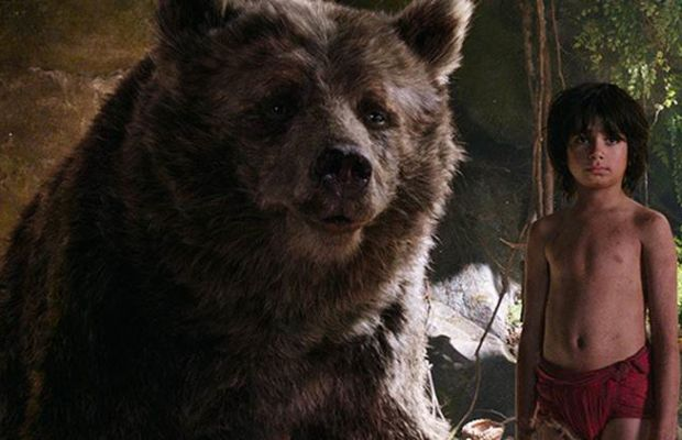 Baloo and Mowgli in The Jungle Book Photo Courtesy Walt Disney Pictures