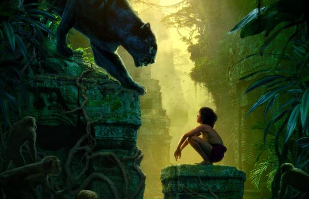 The Jungle Book Movie Poster Courtesy Walt Disney Pictures