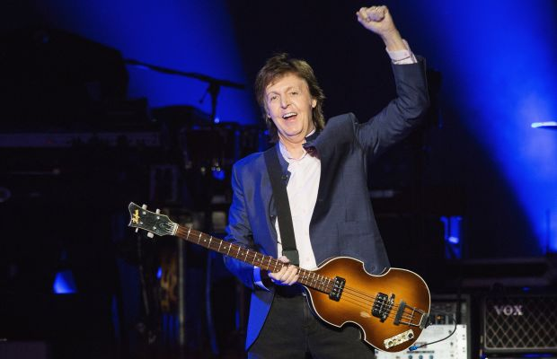 Paul McCartney Photo by Mat Hayward/Getty Images