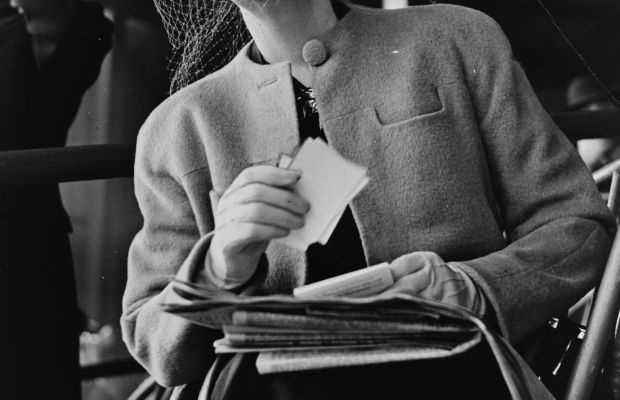 Elizabeth Arden Photo by Alan Fisher/Library of Congress