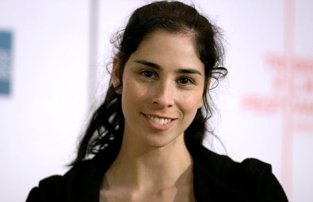 Sarah Silverman in 2007 Photo by Joan Garvin via Wikimedia Commons