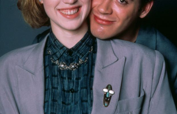 Molly Ringwald and Robert Downey Jr. in The Pickup Artist Photo Courtesy Fox