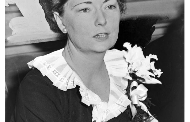 Margaret Mitchell in 1941. (Photo: By New York World-Telegram and the Sun staff photographer: Aumuller, Al, photographer. [Public domain], via Wikimedia Commons)