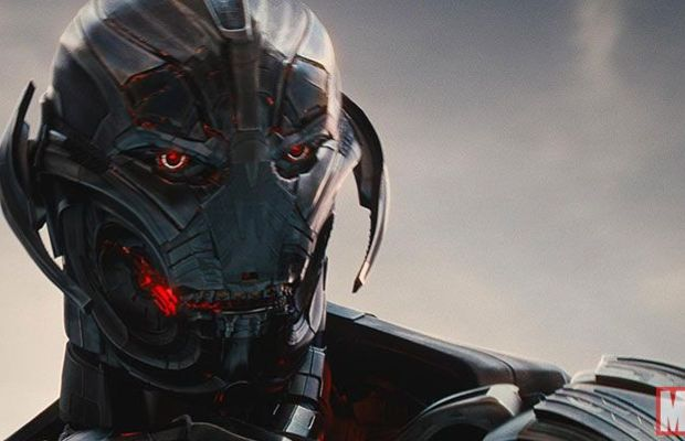 """Ultron, the """"eight-foot tall, homicidal robot"""" played by James Spader. (Photo: Marvel.com)"""