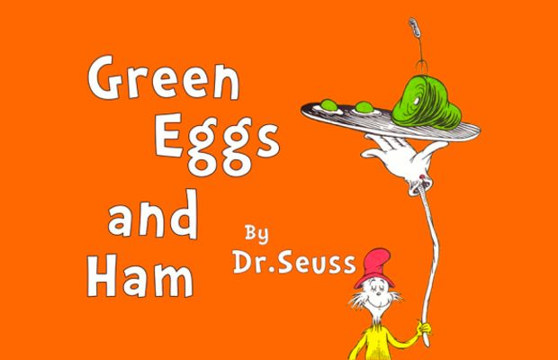 Green Eggs and Ham Photo