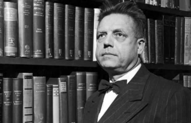 Alfred Kinsey Photo