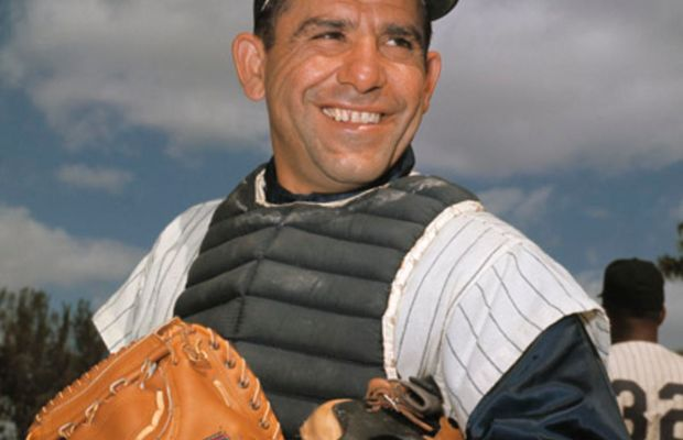 Yogi Berra was one of the greatest and most-loved players in baseball history.