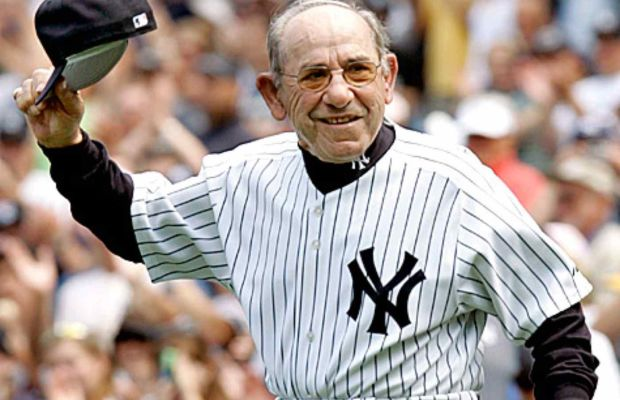 Berra's famous witticisms, military service and charitable endeavors leave behind him a legacy that extends far beyond the diamond.
